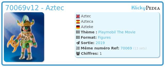 Playmobil 70069v12 - Aztec