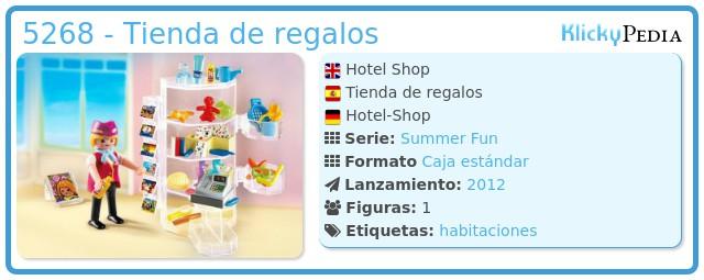 Playmobil 5268 - Tienda de regalos