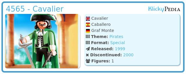 Playmobil 4565 - Cavalier