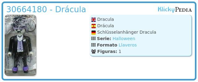 Playmobil 30664180 - Drácula