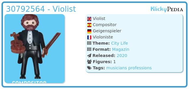Playmobil 30792564 - Composer