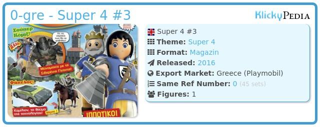 Playmobil 0-gre - Super 4 #3