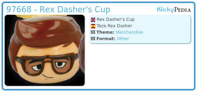 Playmobil 97668 - Rex Dasher's Cup