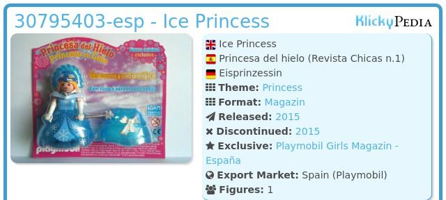Playmobil 30795403-esp - Ice Princess