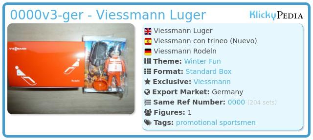 Playmobil 0000v3-ger - Viessmann Luger