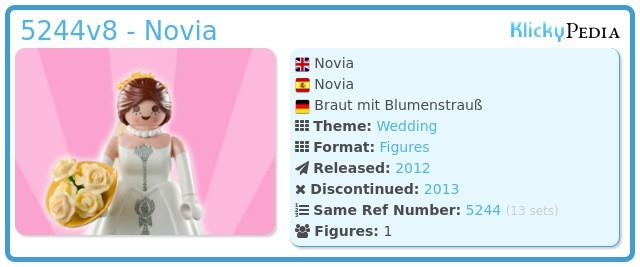 Playmobil 5244v8 - Novia