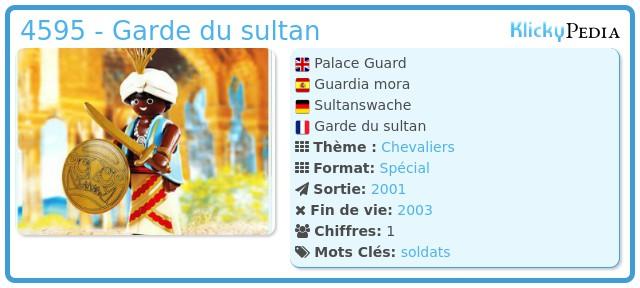 Playmobil 4595 - Palace Guard