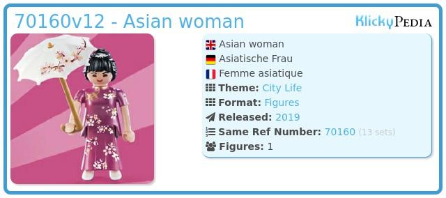 Playmobil 70160v12 - Geisha