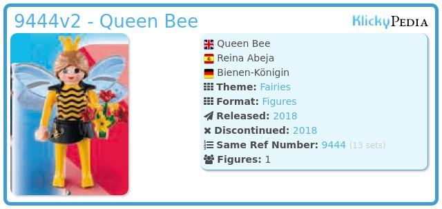 Playmobil 9444v2 - Queen Bee
