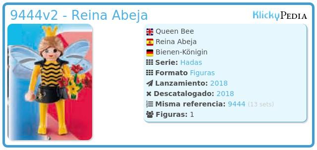 Playmobil 9444v2 - Reina Abeja