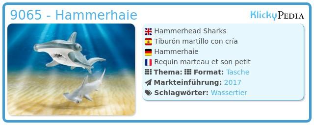 Playmobil 9065 - Hammerhaie