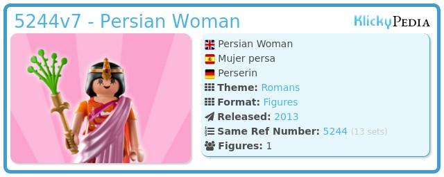 Playmobil 5244v7 - Persian Woman