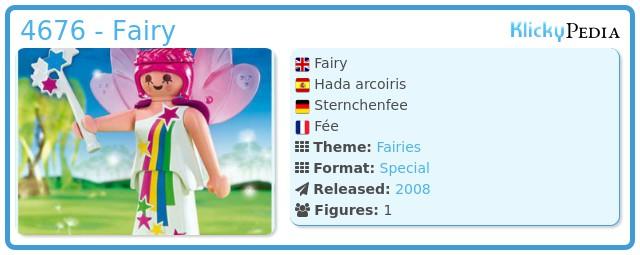 Playmobil 4676 - Fairy