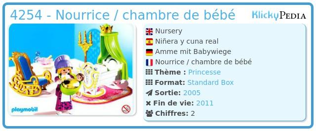 Playmobil 4254 - Nursery