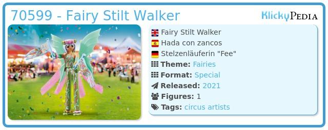 Playmobil 70599 - Stilt Walker