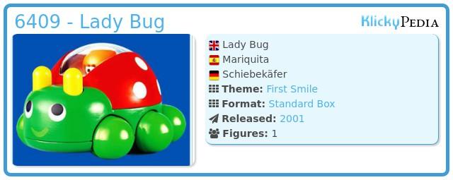 Playmobil 6409 - Lady Bug