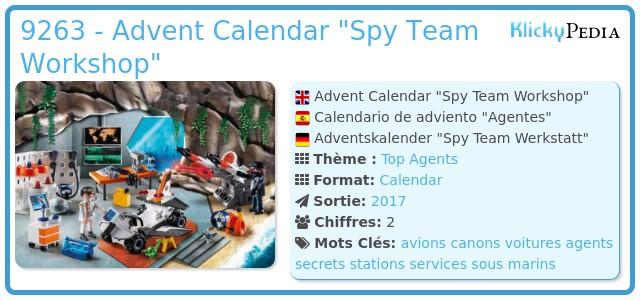 Playmobil 9263 - Advent Calendar