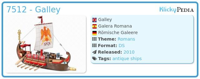 Playmobil 7512 - Galley