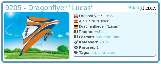 Playmobil 9205 - Dragonflyer