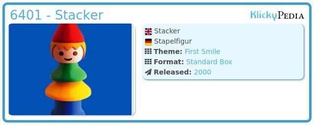 Playmobil 6401 - Stacker
