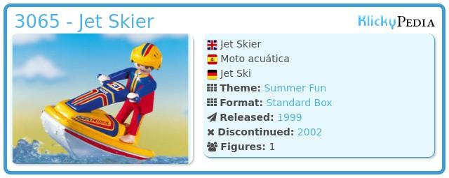 Playmobil 3065 - Jet Skier