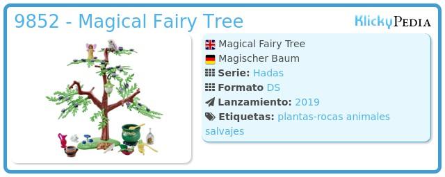 Playmobil 9852 - Magical Fairy Tree