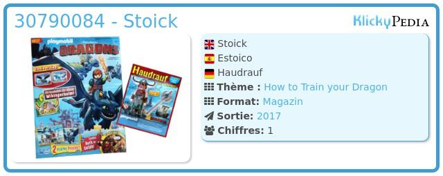Playmobil 30790084 - Estoico