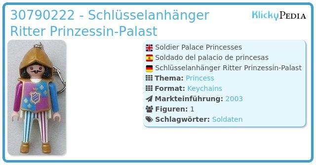 Playmobil 30790222 - Ritter Prinzessin-Palast