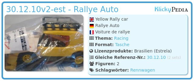 Playmobil 30.12.10v2-est - Rallye Auto