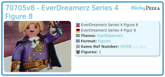 Playmobil 70705-08 - Surprise Box - Magic World