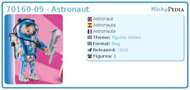Playmobil 70160-09 - Astronaut