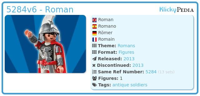Playmobil 5284v6 - Roman
