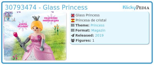Playmobil 30793474 - Glass Princess