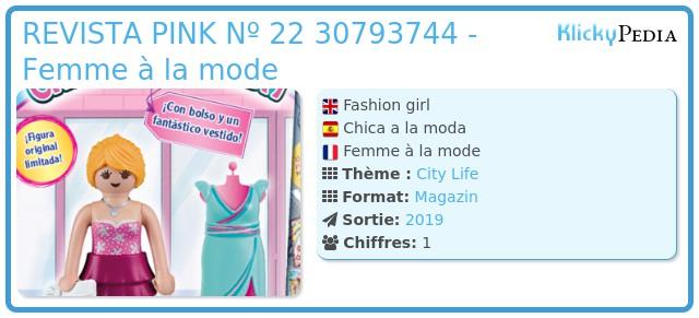 Playmobil 30793744 - Fashion girl