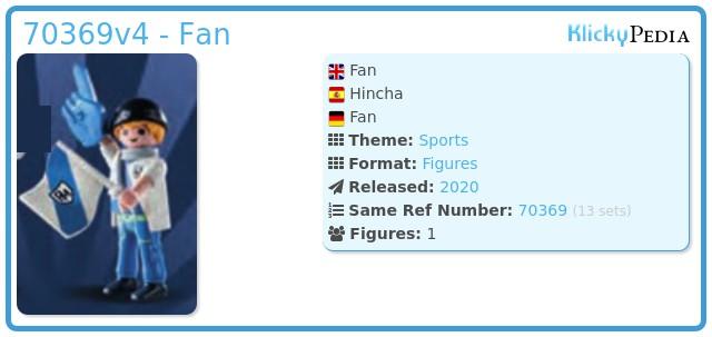 Playmobil 70369v4 - Fan