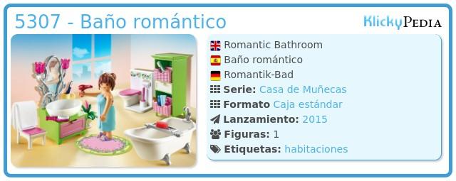 Playmobil 5307 - Baño romántico