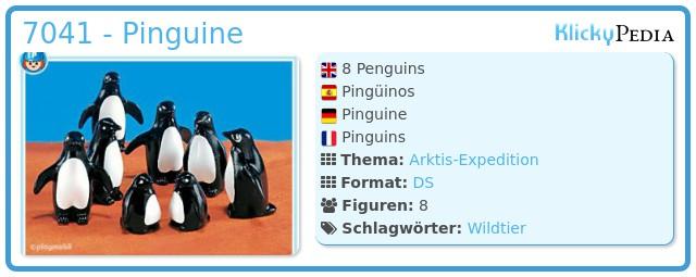 Playmobil 7041 - Pinguine