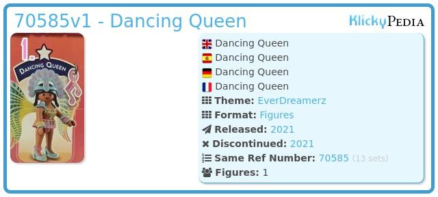 Playmobil 70585-01 - Dancing Queen