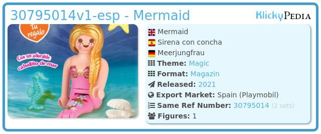 Playmobil 30795014 - Mermaid