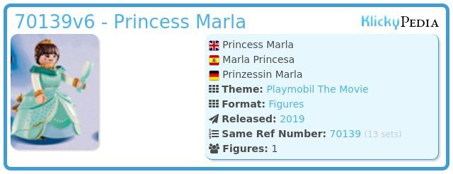 Playmobil 70139v6 - Princess Marla