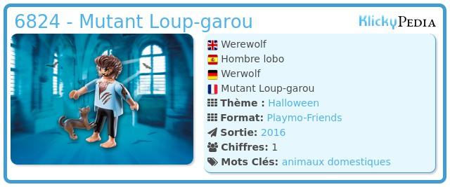 Playmobil 6824 - Werewolf