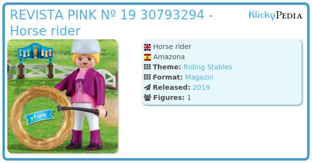 Playmobil 30793294 - Horse rider
