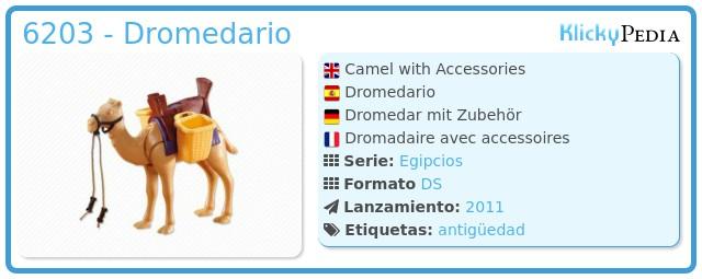 Playmobil 6203 - Dromedario