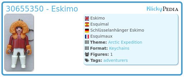 Playmobil 30655350 - Eskimo