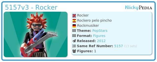 Playmobil 5157v3 - Rocker