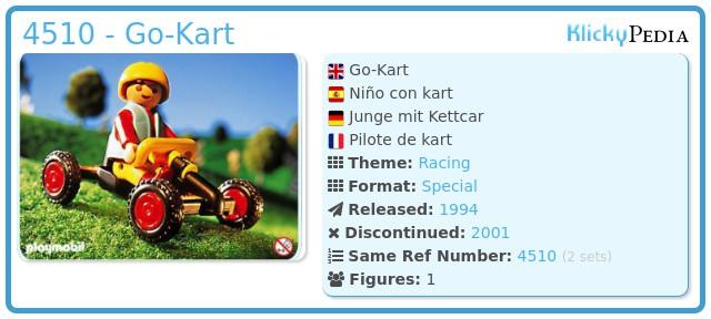 Playmobil 4510 - Go-Kart