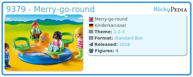 Playmobil 9379 - Merry-go-round