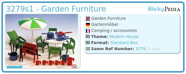 gro artig playmobil gartenm bel zeitgen ssisch das beste architekturbild. Black Bedroom Furniture Sets. Home Design Ideas