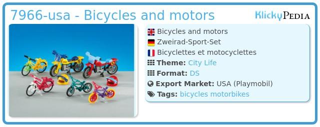 Playmobil 7966-usa - Sports Add-On