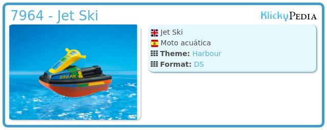 Playmobil 7964 - Jet Ski